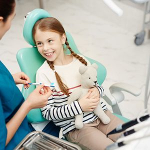 Equipo de la Torre tratamientos odontopediatría