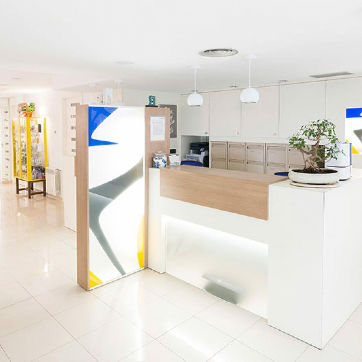 Instalaciones Clínica Dental Equipo de la Torre