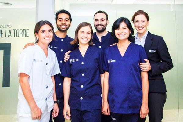 Equipo de la Torres Clínica Dental
