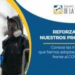 Clínica dental segura coronavirus
