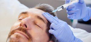 tratamiento botox hombre